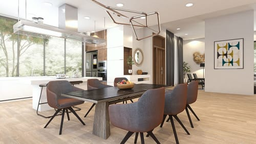 Interior Design by Archiworkplace seen at Green Bay G2 Mễ Trì - Green bay villa interior design