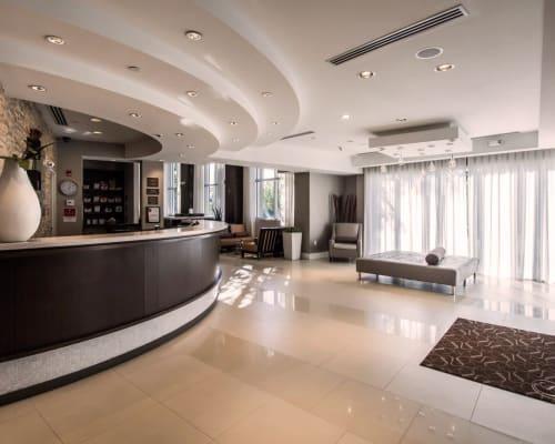 Interior Design by MONIOMI seen at Comfort Suites Miami Airport North, Miami Springs - Comfort Suites Miami Airport North