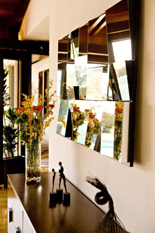 Interior Design by Julie Maigret Design seen at Private Residence, Los Angeles - Outpost Residence