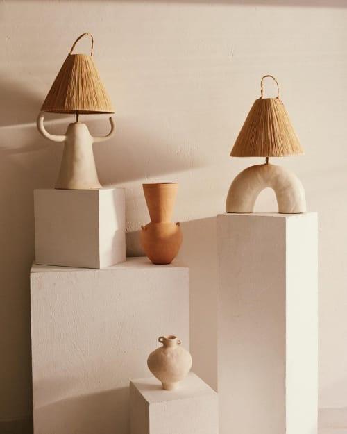 Marta Bonilla - Lamps and Planters & Vases