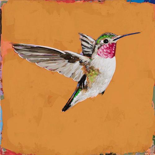 Paintings by David Palmer Studio seen at Pasadena, Pasadena - Hummingbird #33