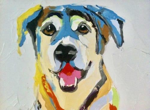 Lulu Bella Art - Paintings and Murals