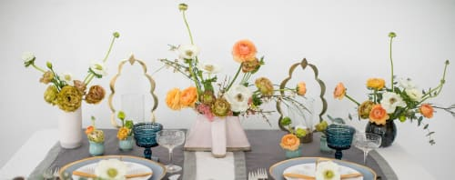 Nora Petersen Studio - Planters & Vases and Floral Arrangements