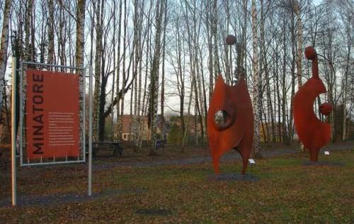 VINCENT - Public Sculptures and Public Art