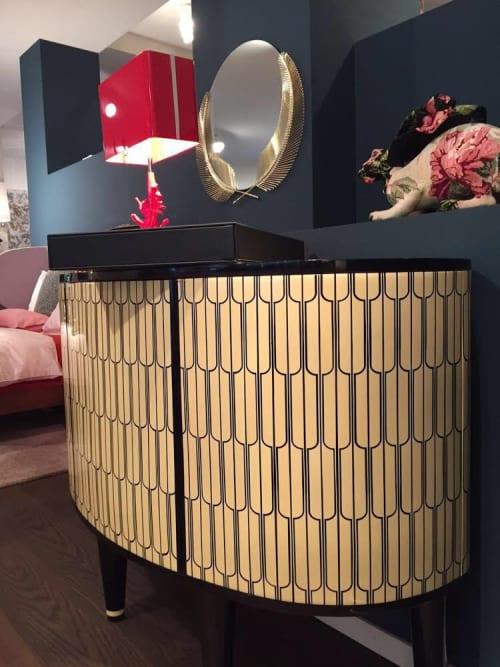 Furniture by Scarlet Splendour seen at roomdresser GmbH, Zürich - The Sheik