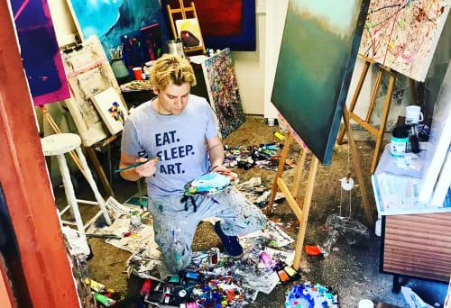 Joseph J Walker Art - Paintings and Art