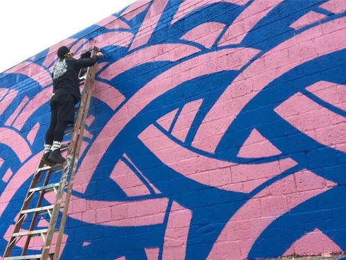 MOYA - Murals and Art