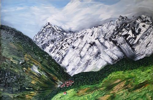 Aubrey Higgin - Paintings and Art
