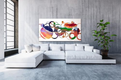 Eleni Pratsi - Paintings and Murals