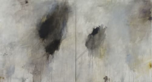 Paintings by Steven Seinberg seen at Private Residence, New Orleans - Flow Through