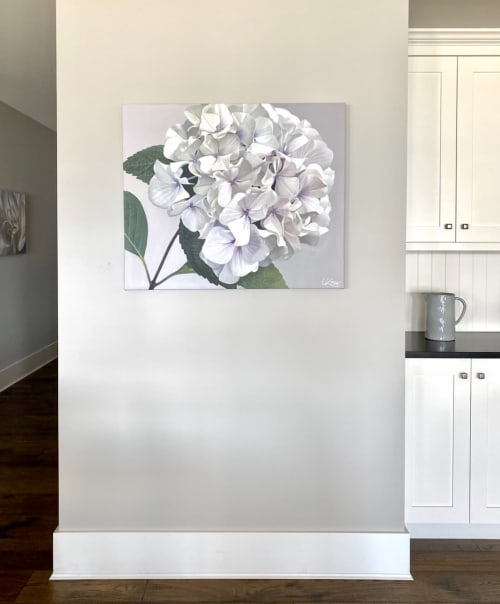 Paintings by Laurie Koss seen at Private Residence, Kelowna - Laurie Koss