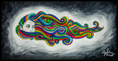 A Splash of Passion Art - Murals and Art