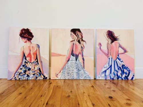 Jade Fisher - Paintings and Art