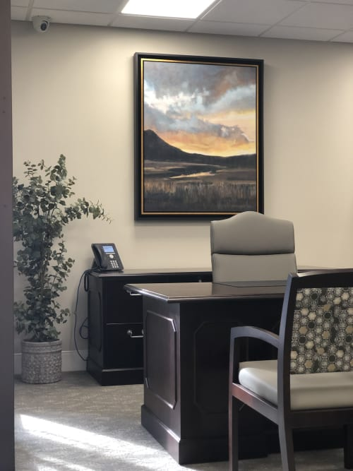 Interior Design by HK COMMERCIAL INTERIORS, LLC seen at Lisle, Lisle - Private Bank Remodel