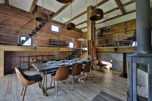 Mill House - Architecture and Architecture & Design