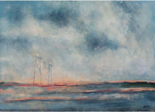 Paintings by Jonquilsart - Roadside