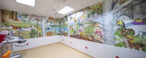 Trena McNabb - Murals and Interior Design