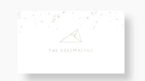 Architecture by The Ashram Studio seen at The Assemblage Park, New York - The Assemblage