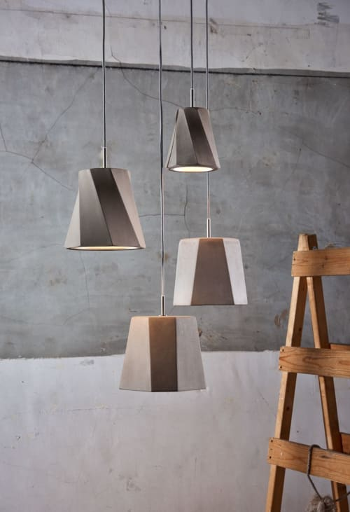 Pendants by SEED Design USA seen at 858 Lind Ave SW, Renton - CASTLE SWING Pendant XS / S