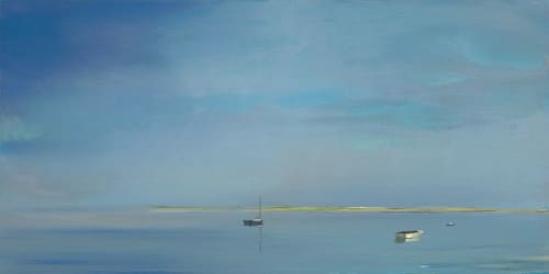 "Art & Wall Decor by YJ Contemporary seen at East Greenwich, East Greenwich - Anne Packard ""Being"""