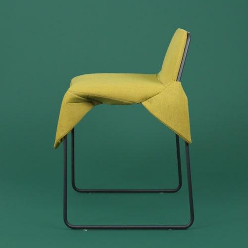 Chairs by Merkled Studio seen at Seattle, Seattle - Merkled Net Wrap Chair