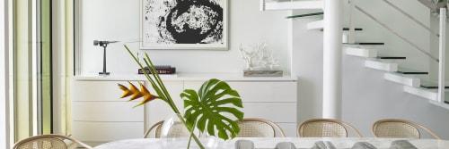 Interior Design by Michael Wolk Design Associates