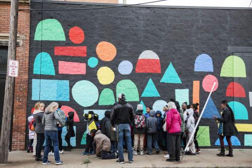 Erin Guido - Murals and Street Murals