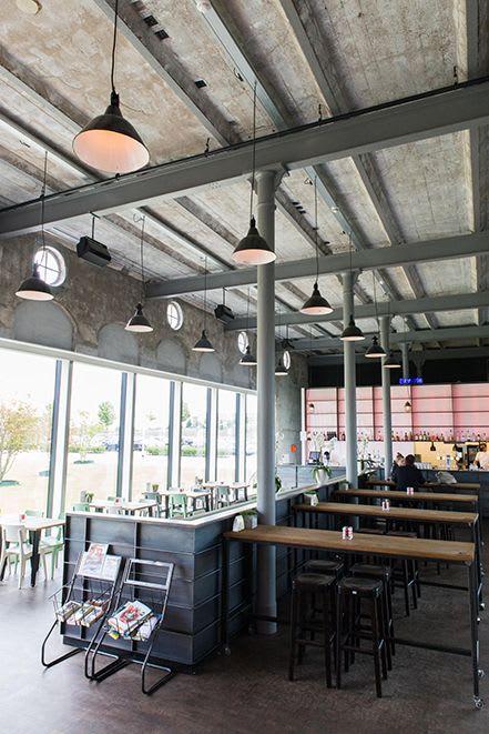 Lighting by Blom & Blom seen at Helmond, Helmond - Lighting Fixtures