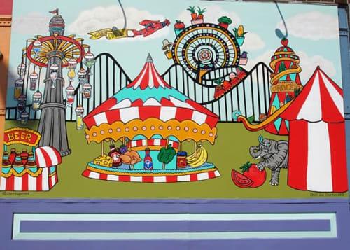Cheri Lee Charlton - Murals and Paintings