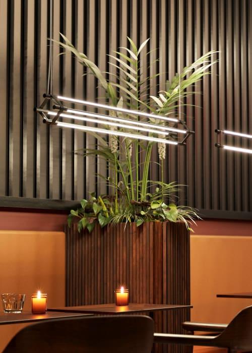 Lighting by Juniper seen at 68 33rd Street, Brooklyn, NY,, Brooklyn - THIN Multiples