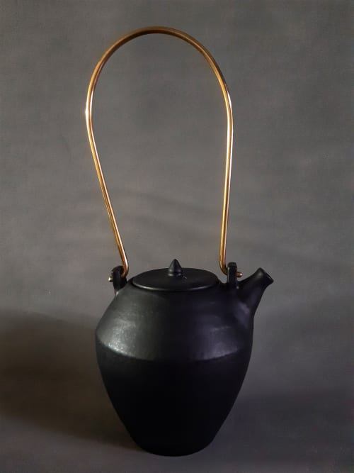 Tableware by noapottery seen at Private Residence -  Haifa, Israel, Haifa - Handmade Pottery Teaware