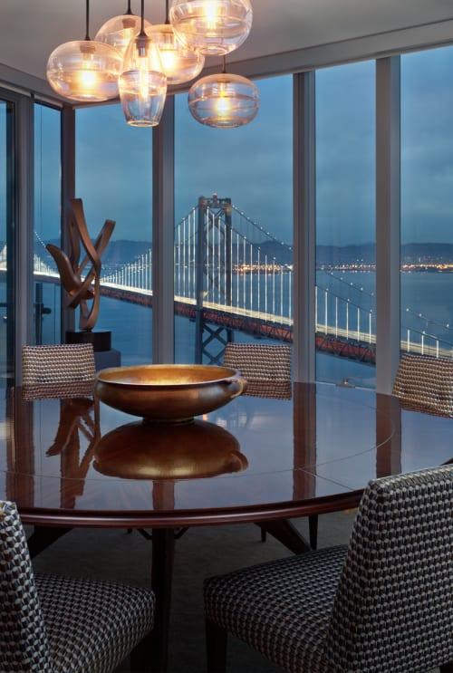 Interior Design by Navarra Design Inc. seen at Private Residence, San Francisco - SOMA Residence