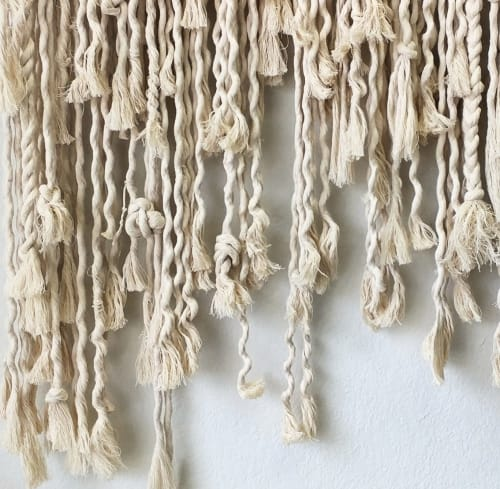 Eve Gradilla - Macrame Wall Hanging and Art