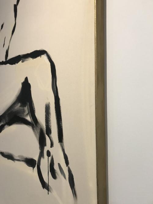 Paintings by Anna Michele Art seen at Buckhead, Buckhead - Figure V