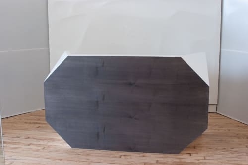 Studio db Reception Desk | Tables by Long Grain Furniture