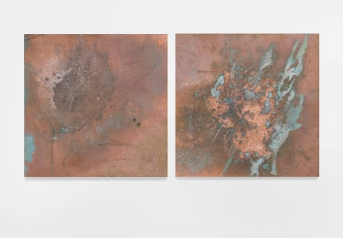 Mikkel Carl - Paintings and Sculptures