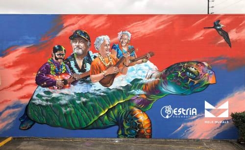 Mele Murals - Murals and Art