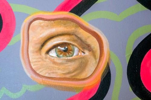 Liz Maycox - Murals and Art