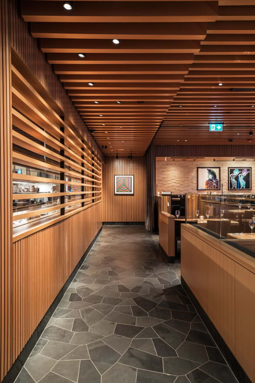 Architecture by Assembledge+ seen at Toronto, Toronto - Cactus Club Cafe: Sherway Gardens