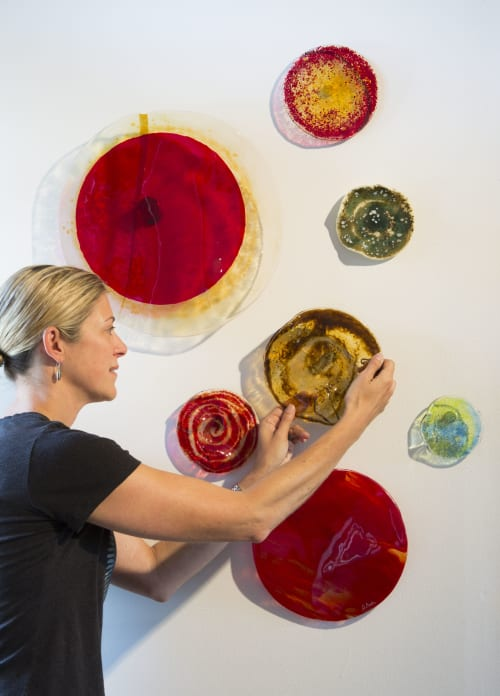 Jennifer Baker Glass Art - Art and Public Art