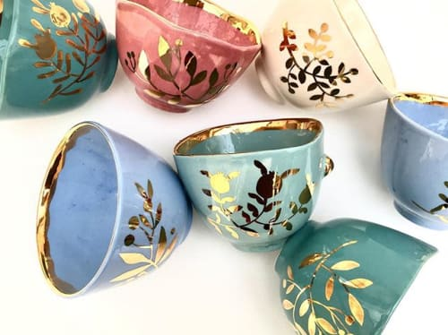 ceramic.studio.shohrehhaghighi - Tableware and Art