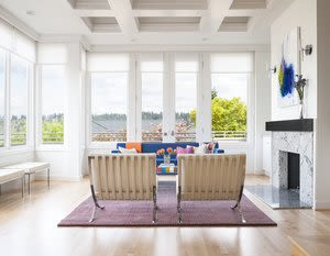 Interior Design by Kimberlee Marie Interiors seen at Private Residence, Mercer Island - Mercer Island Modern
