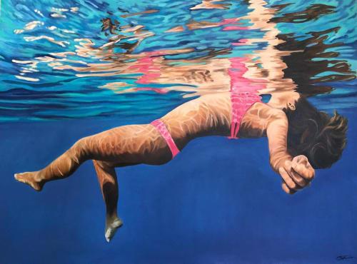 Amanda Cameron - Paintings and Art