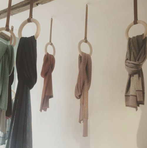 Wall Hangings by Valerie Windeck seen at Mayenne.shop, Gent - Olympic