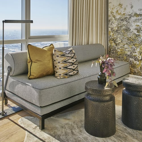 Interior Design by Studio Gild seen at Private Residence, Chicago - Lakefront City Home