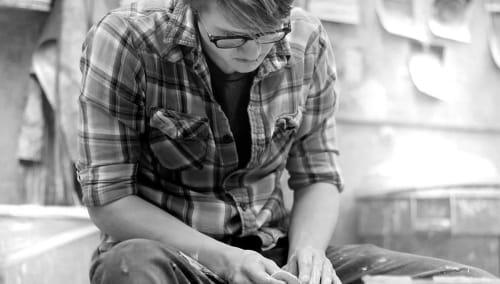 Joel Willson - Ceramic Plates and Tableware