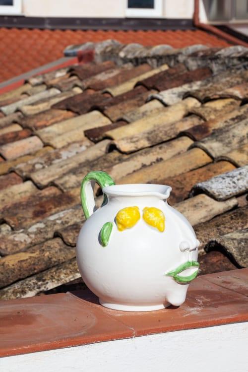Tableware by Patrizia Italiano seen at Creator's Studio - Filomena Pitcher
