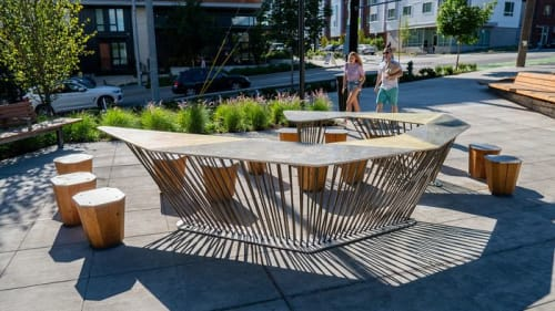 George Lee Studio - Public Sculptures and Public Art
