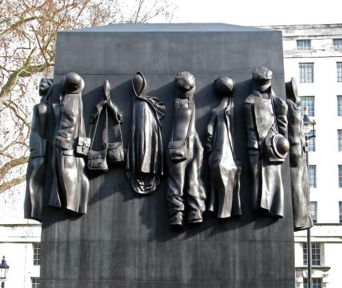 John Mills - Public Sculptures and Public Art