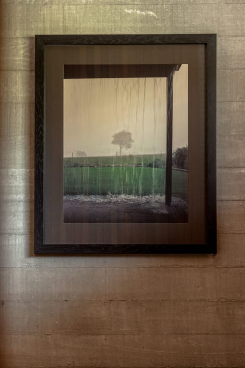 Photography by Casey Moore seen at Private Residence, Wanaka - Walpa during a storm